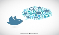 إضافة 4000 متابع تويتر عربي خليجي