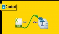 تحويل أرقام الهواتف من ملف إكسل او contact files إلى جهات إتصال Excel to vcf