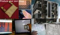 تطوير اي فكرة مبدئية من قبل العميل الى منتج ثلاثي الابعاد