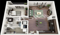تمصميم مخطط لمنزل