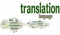 ترجمة النصوص والمقالات من الانجليزية الى العربية الى الفرنسية او العكس