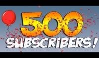 احصل على 500 مشترك على اليوتوب خلال 3 ايام فقط