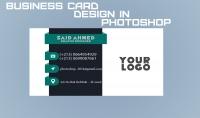 تصميم بطاقة اعمال Business Card Design