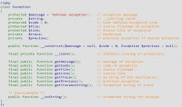 اعمل لك برمجة الكلاسات الخاصة بجلب واضافة وتحديث وحذف البيانات ...
