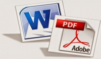 تحويل ملف Word إلى PDF أو العكس
