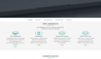اقوم بتصميم موقع متجاوب وإحترافي في مدة قياسية أقل من 4 أيام