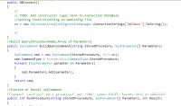 Object oriented Programming لاضافة وحذف وتعديل البيانات فى الويب بواسطة asp.net