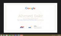 تعديل: كورس شهادة جوجل فى الاعلان والتسويق