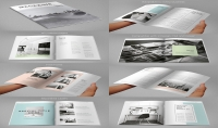 تصميم مجلة كاملة بإحترافية و جودة عالية جدا