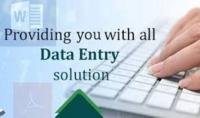البحث على الانترنت وجمع المعلومات وادخال اي نوع من البيانات باعلى جوده واسرع وقت