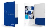 تصميم فولدر أوراق و الورق الرسمي للشركات والمؤسسات مقابل 5 دولار