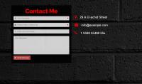 سوف اقوم بتصميم Contact_Form كاملة ب اسكريبتات PHP