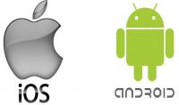 تصميم mobile apps لكل من android و ios بخدمة واحدة