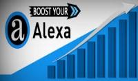 تخفيض ترتيب موقعك في أليكسا Alexa لغاية 10 000