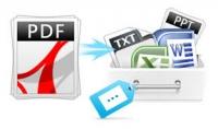 تحويل PDF الي Word Excel ........