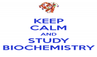 شرح و مساعده في الكيمياء الحيوية باللغة الانجليزية