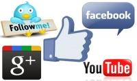 200 اعجاب و متابعة في youtube و facebook الكل في خدمة واحدة يدوية سريعة و مضمونة