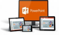 تنفيذ عروضات power point
