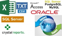 تصدير بيانات من أي هيئة إلى قاعدة بيانات