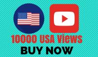 10000 مشاهدة أمريكية حقيقية   USA     أحصدها الان لفديوهاتك على Youtube