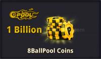 15M عملات لعبة 8 Ball Pool الشهيرة مقابل 5دولار