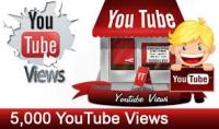 جلب 5 آلاف مشاهدة لفيديو اليوتيوب الخاص بك ب 5 دولار فقط