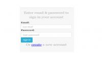 أقدم لك صفحات موقع بسيط مع قاعدة بيانات