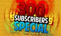 سأقدم لك 300 مشترك علي اليوتيوب مقابل 5$ فقط بجودة عالية .