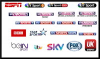 احصل على سيرفر IPTV واستمتع بمشاهدة اكثر من 3000 قناة