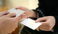 تصميم بطاقة شخصية Business Card بالفوتوشوب