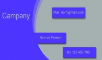 تصميم بطاقات شخصية و بطاقات اعمال