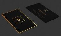 تصميم بطاقة أعمال بجودة عالية