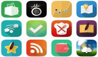 تصميم أيقونة إحترافية لتطبيقك حسب طلبك ب5 دولار فقط