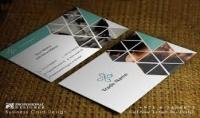 تصميم Business Card بطريقة احترافية و في مدة قصيرة