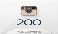 زيادة 200 متابع عربي لحسابك في الانستقرام ب 5 دولار