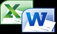 الكتابة على الورد Word amp; Excel