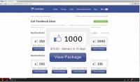 أحصل علي 1000 لايك عربي حقيقي لصفحتك علي الفيسبوك