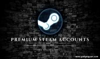 أحصل على حساب steam فيه لعبة على الأقل