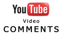 اضافه اكثر من50 تعليق لمقطع اليوتيوب الخاص بك