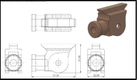 any engineering drawing and mechanical design