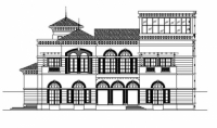 رسم التصاميم الهندسية لاي بناية او منزل او فيلا