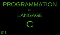 لك مني كل الدروس اللازمة لتعلم لغة البرمجة C