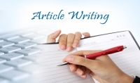 كتابة المقالات