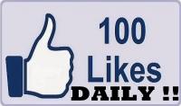 اعطائك طريقة لجلب 100 لايك عربي حقيقي يوميا لصفحتك بطريقة امنة