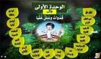 أقوى عرض تقديمي تفاعلي  بوربوينت  للمناهج السعودية..حصريًّا ولأول مرة