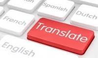 ساقوم بترجمة لك اي نص تريده الى اي لغة من بين هده اللغات الفرنسية العربية الانجليزية