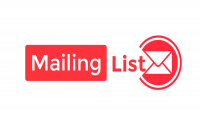 قائمة بريدية أمريكية تضم  6500  إيميل مفعل