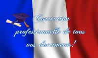 التدقيق اللغوي في البحوث المكتوبة بالفرنسية