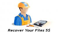 استرجاع الملفات المحذوفة Recover Your Files