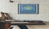 تصميم صورة حائطية  جدارية  مميزة ورائعة لتزيين جدران غرفكم وصالاتكم